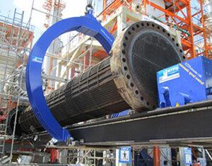 Extracción de tubos