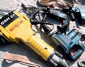 Maquinarias y herramientas