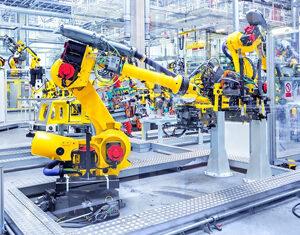 Mecatrónica y automatización de fábricas